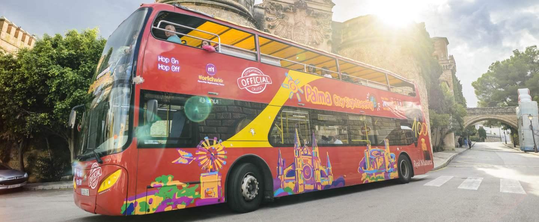 Bus turístico Palma de Mallorca