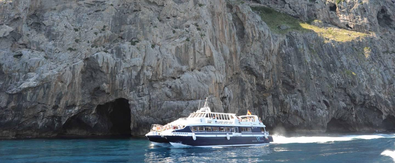 Barcos Azules Sa Calobra