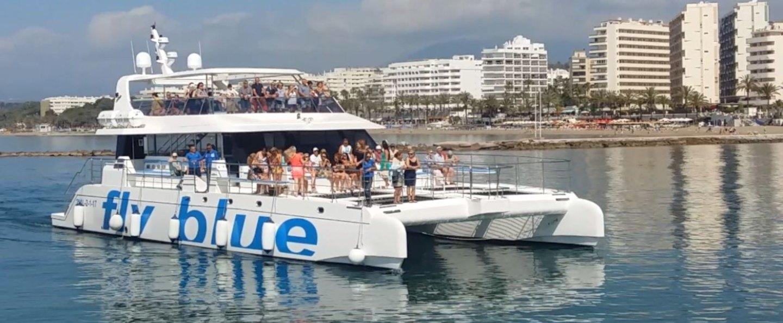 Ferry de Marbella a Puerto Banús