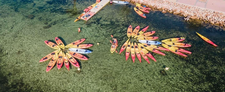 Alquiler de Kayak en Fornells