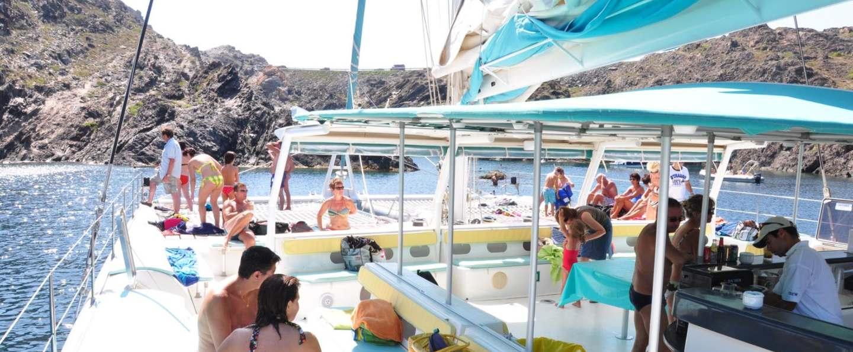 Excursión Catamarán al Cap de Creus
