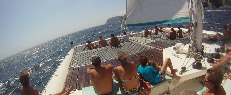 Barco de Roses a Cadaqués