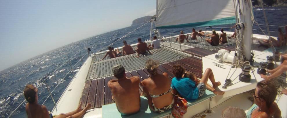 Excursión en barco Islas Medes