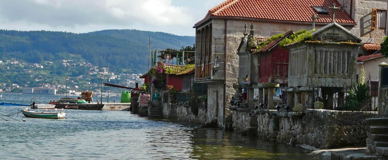 Excursión a Pontevedra y Rías Baixas desde Santiago