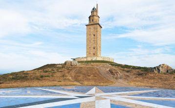 La Coruña Tour from Santiago