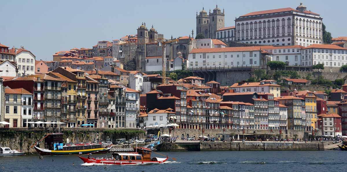 Tour a Oporto desde Santiago de Compostela