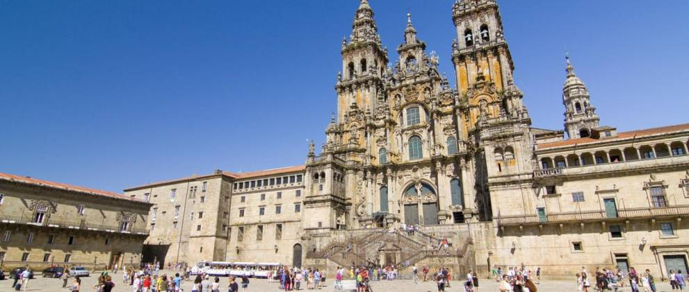Visita guiada en la Catedral de Santiago de Compostela