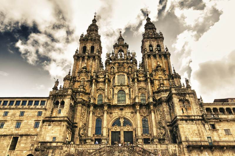 Tour por Santiago de Compostela al completo
