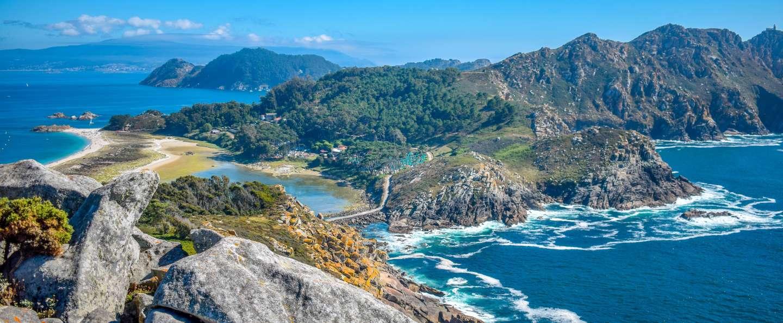 Excursión a las Islas Cíes desde Sanxenxo