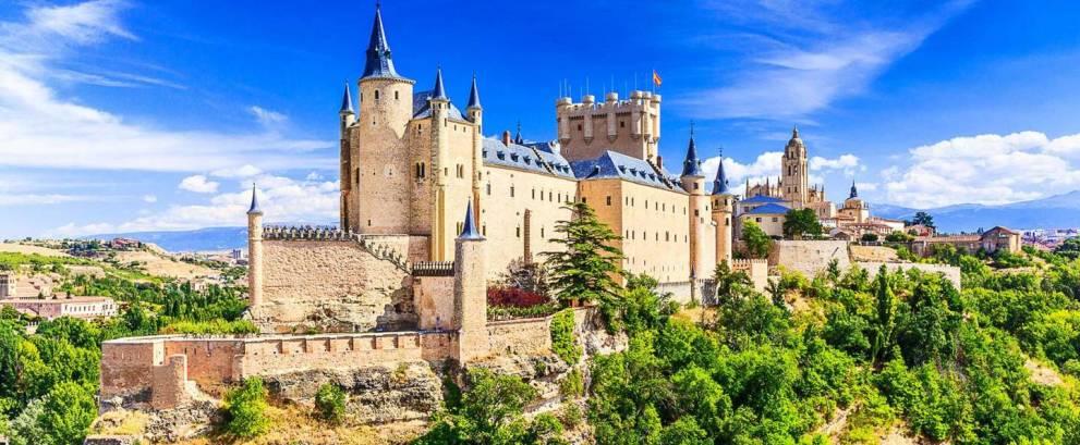 Visita guiada Alcázar de Segovia