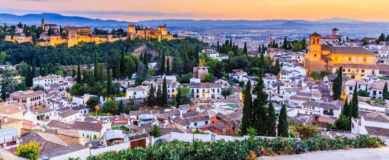 Granada Private day trip