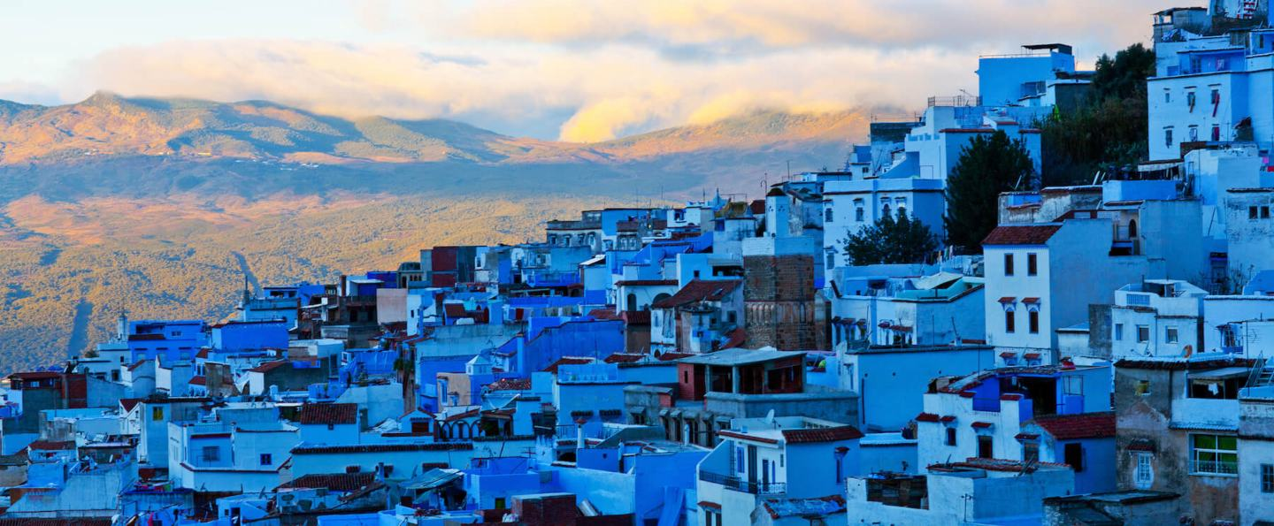 Tarifa to Chefchaouen Tour in 3 Days