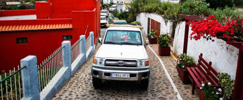Jeep Safari por La Gomera desde Tenerife