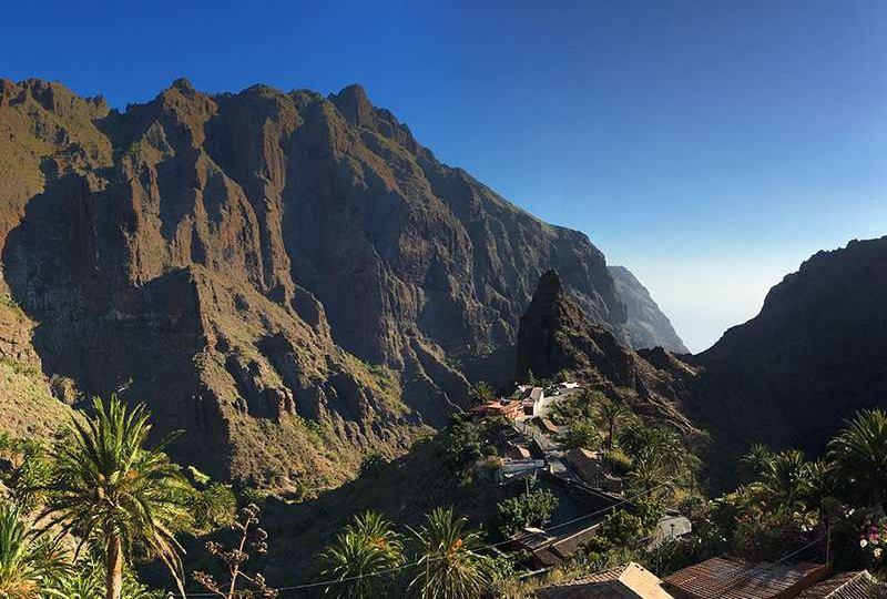Excursión al Teide, Masca, Icod y Garachico