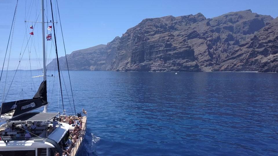 Los Gigantes & Masca boat trip
