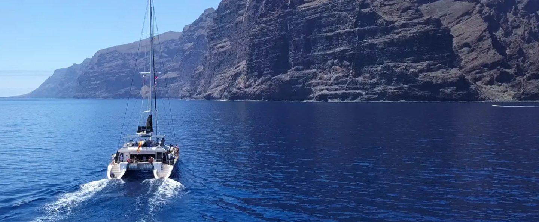 Paseo en barco Los Gigantes y Masca