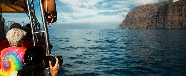 Los Gigantes Boat Trip
