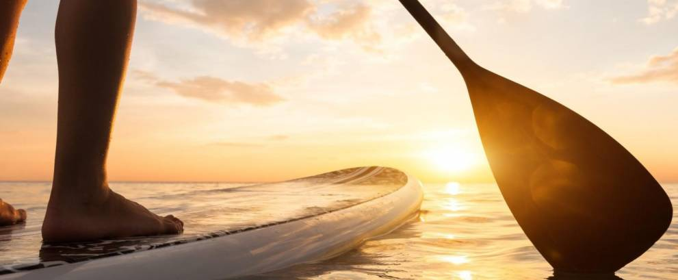 Ruta de Paddle Surf en Los Gigantes