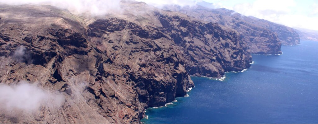 Helicopter Ride Los Gigantes