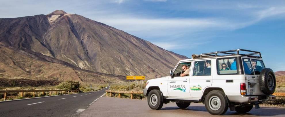 Jeep Safari en Tenerife
