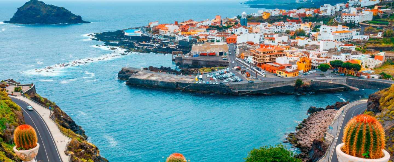Excursión vuelta a la isla de Tenerife
