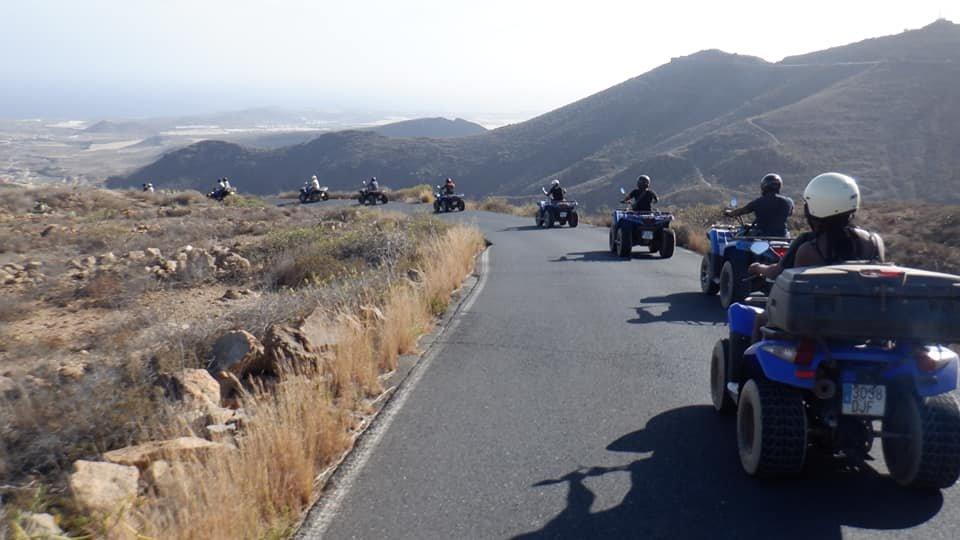 Tour en Quad al Teide