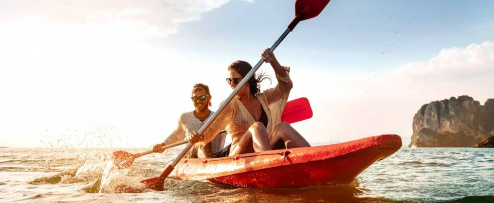Excursión en Kayak en El Palmar Tenerife