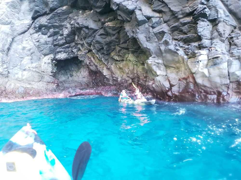 Tour en kayak desde El Palmar