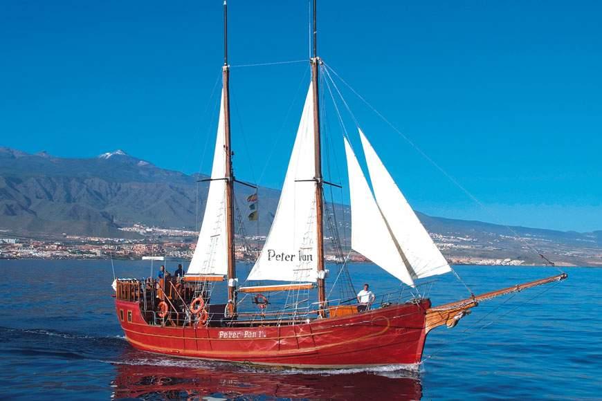 Barco Peter Pan