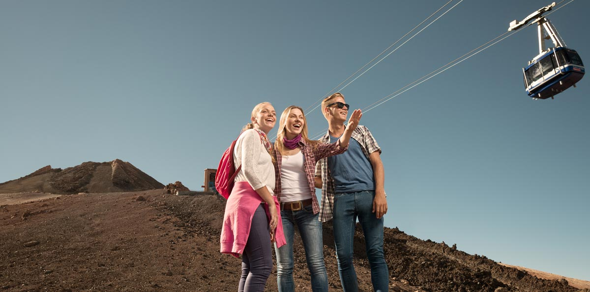 Excursión al Teide con Observatorio