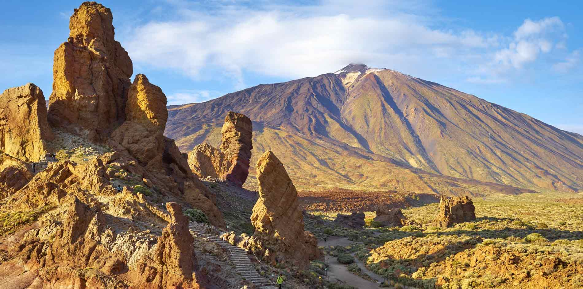 Teide Tour from Santa Cruz