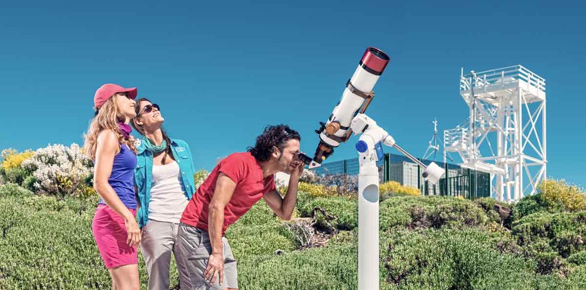 Teide Observatory Tour