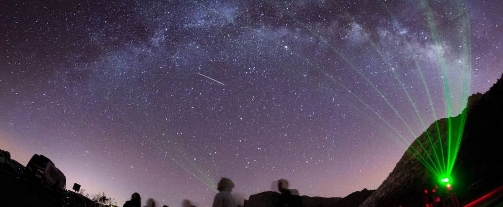 Mount Teide Stargazing Tour