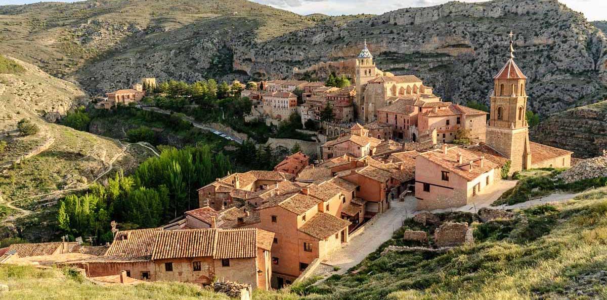 Visita guiada en Albarracín