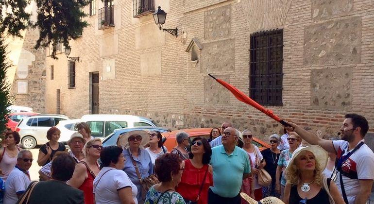 Guía Free Tour en Toledo