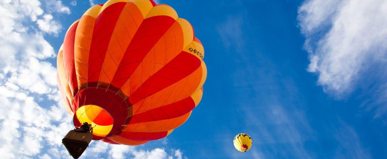Balloon Flight over Toledo