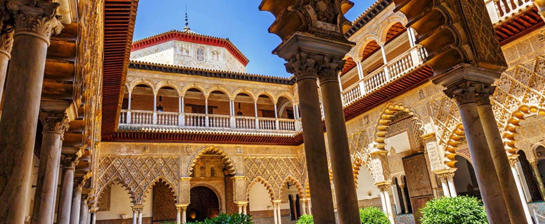 Torremolinos to Seville Day Trip