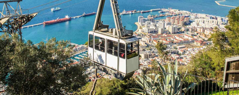 Torremolinos to Gibraltar Day Trip