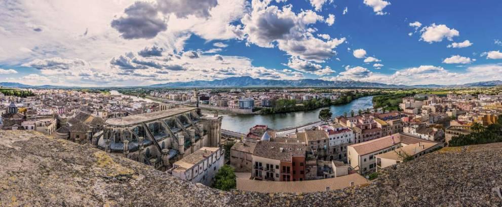 Visita guiada en Tortosa
