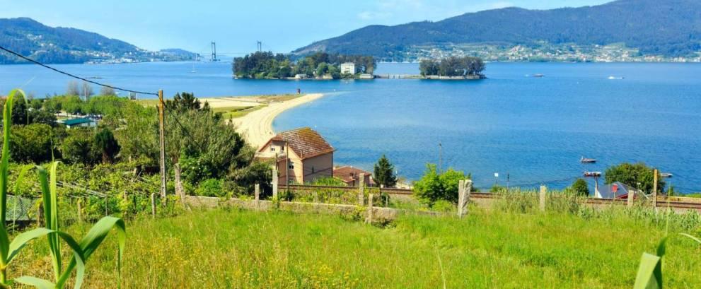 Excursión en barco a Isla San Simón desde Vigo