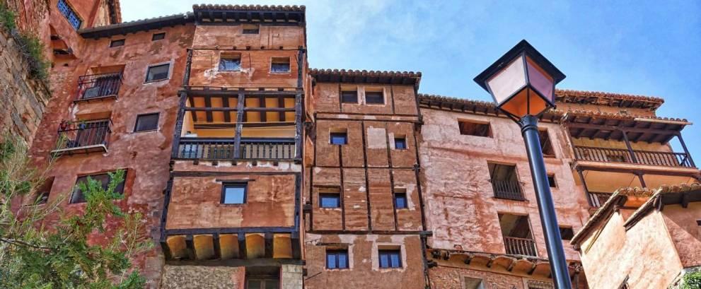 Excursión Albarracín desde Zaragoza