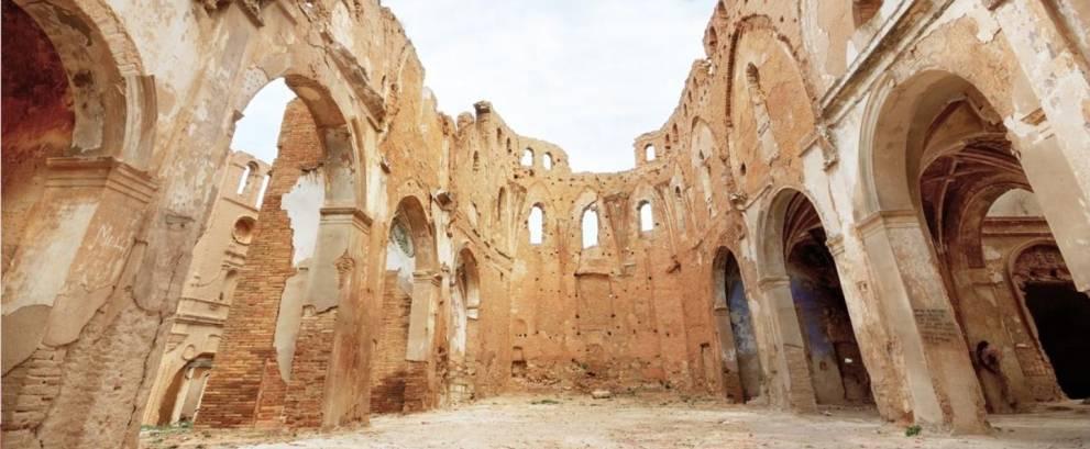 Excursión a Belchite desde Zaragoza