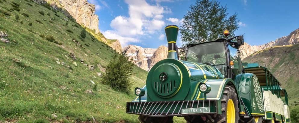 Excursión a Panticosa y tren alta montaña