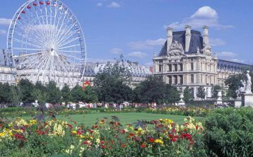 Tour panorámico en bus por París