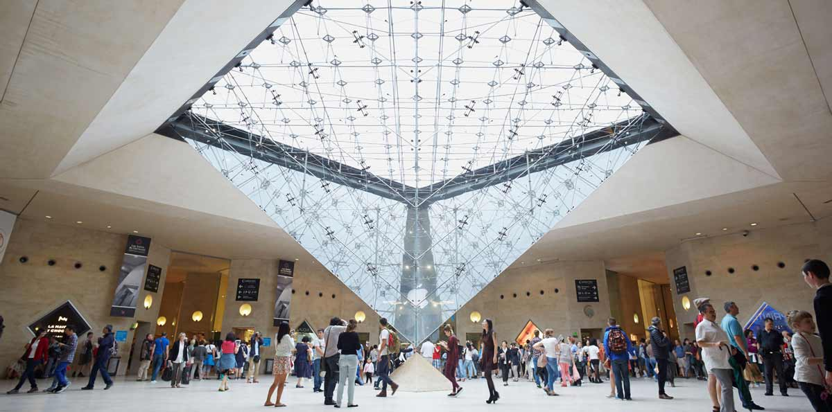 Louvre Museum Ticket and Audio Guide