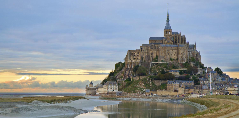Excursión al Mont Saint Michel desde París