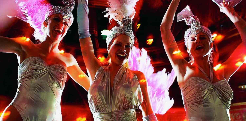 Tour nocturno por París y Espectáculo de Cabaret en El Lido