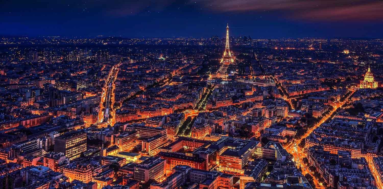 Paris Night Tour & Lido Cabaret Show