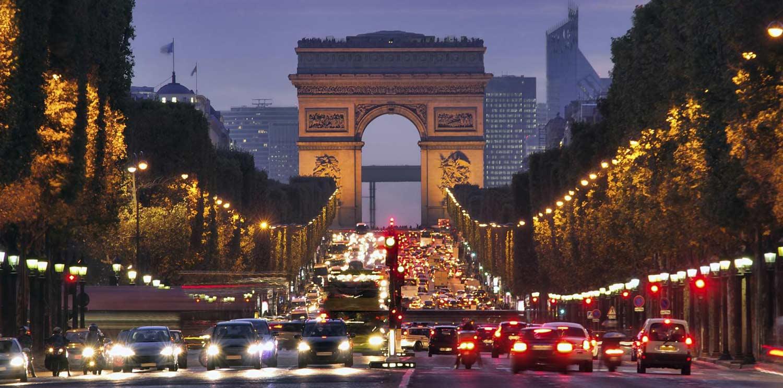 Paris Hop On Hop Off Open Top Bus Tour