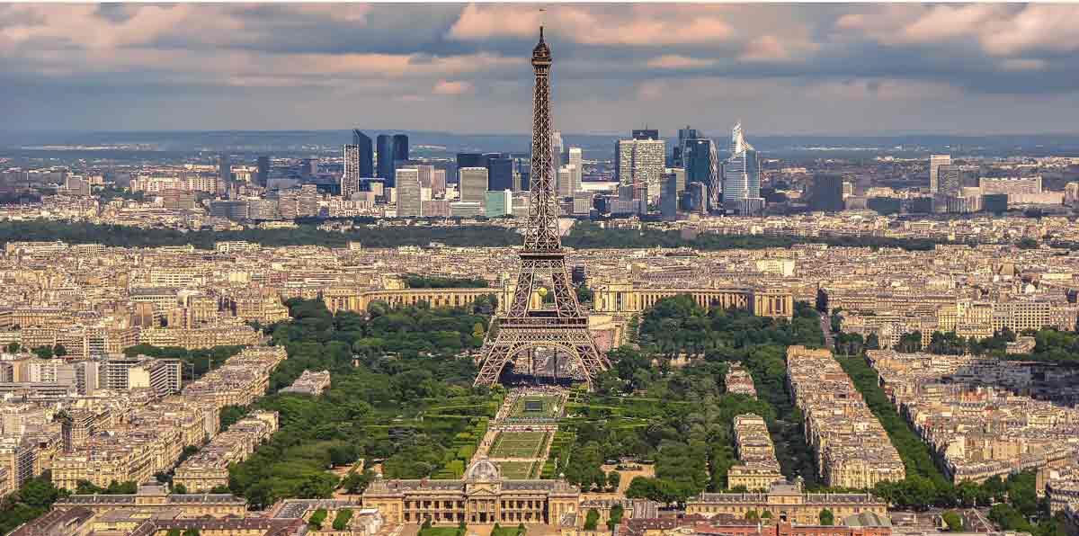 Tour por París con almuerzo en la Torre Eiffel y Crucero